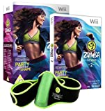 Cheapest Zumba Fitness 2 (Includes Fitness Belt) on Nintendo Wii