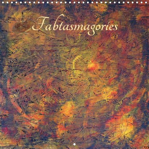 300 Art Nouveau Designs (Fabtasmagories (Calendrier mural 2020 300 × 300 mm Square): Un univers étrange de couleurs et de formes fantasmagoriques (Calendrier mensuel, 14 Pages ) (Calvendo Art))