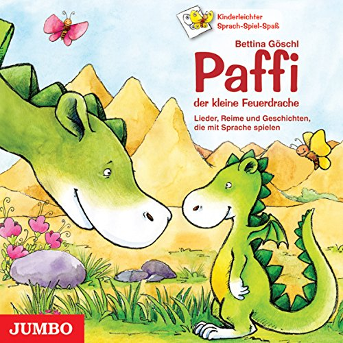 Jumbo Spa (Paffi, der kleine Feuerdrache. Lieder, Reime und Geschichten, die mit Sprache spielen: Kinderleichter Sprach-Spiel-Spaß)