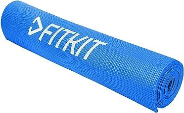 Fitkit FKYM04-P Yoga Mat, 6mm