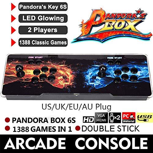 Waroomss Pandora's Box, Helden d...