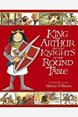 King Arthur and the Knights of the Round Table (Illustrated Classics) Paperback