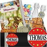 Thomas | Geschenkset Schnaps | Reise Geschenk Eltern