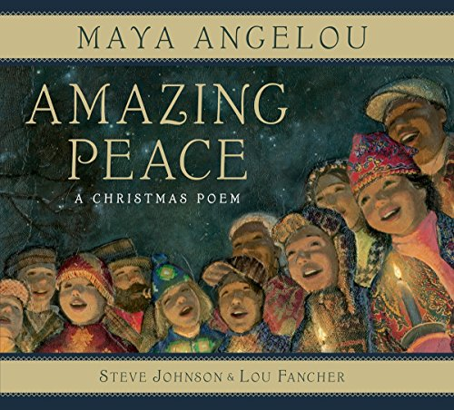 Amazing Peace: A Christmas Poem (English Edition)