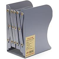 Serre-livres en métal réglable en fer - Porte-livres - Portes-Revues - Rangement de bureau - Serre-livres robuste et…