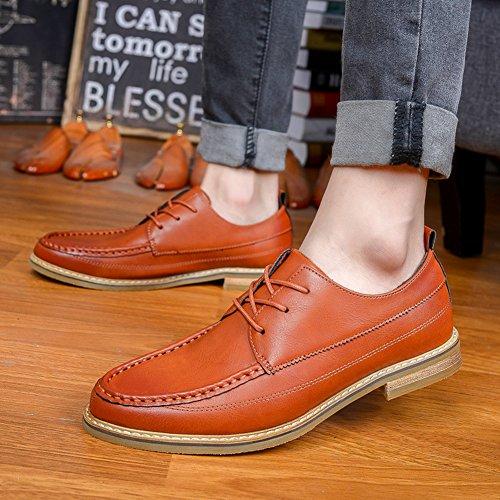 XTIAN - Pantofole Uomo Marrone