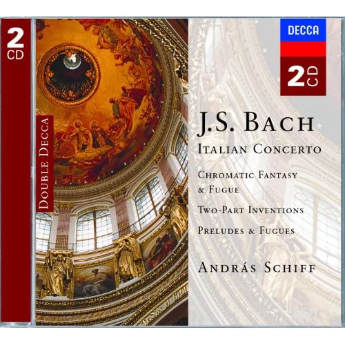 J.S. Bach: Invention No.2 in C minor, BWV773