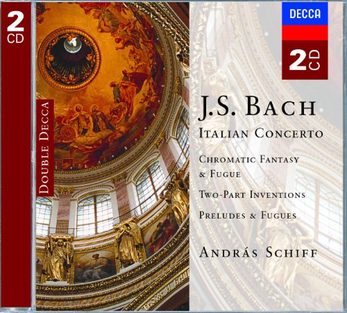 J.S. Bach: Invention No.4 in D...