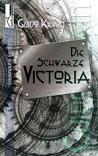 Buchseite und Rezensionen zu 'Die Schwarze Victoria' von Guido Krain