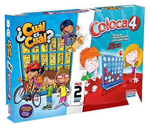 Falomir Coloca 4 Cuál (Pack Mesa. Juegos Clásicos. (646474)