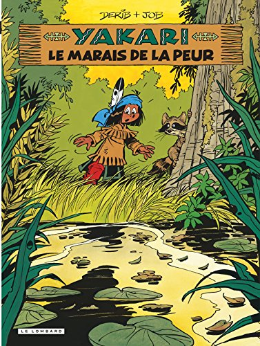 Yakari - tome 33 - Marais de la peur (Le)
