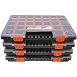Assortimentskoffer assortimentskoffer schroeven sorteerbox groot kleine onderdelen magazijn met vakken individueel indeelbaar