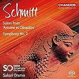 Schmitt: Sinfonie Nr. 2 / Orchestersuiten