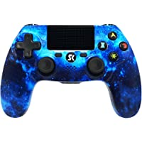Controller for PS4 Controller Wireless Gaming Controller for PS4 Bluetooth Game Controller mit doppelter Vibration und…