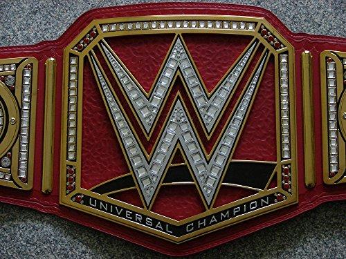 Gürtel WWE Universal Championship Replica Titel Erwachsenen Größe TV Authentic