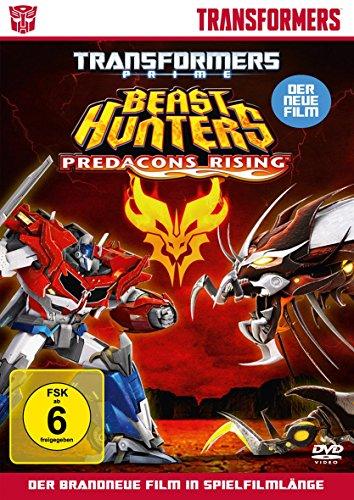 Beast Hunters: Predacons Rising