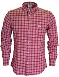 Franklin & Marshall Herren Freizeithemd Checked Martins Button Down