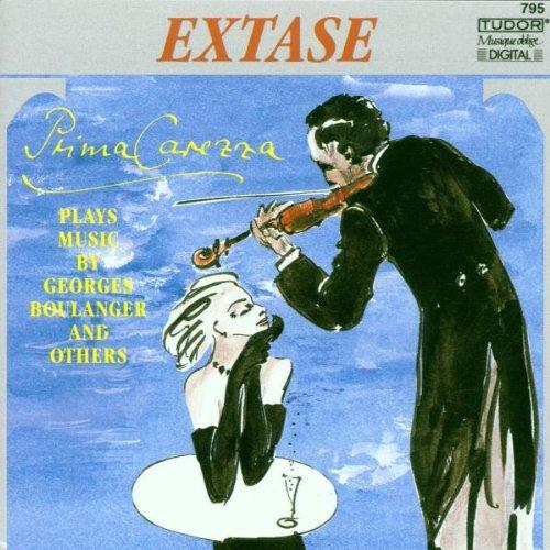 Preisvergleich Produktbild Extase (Salonmusik)