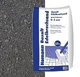 Basalt Edelbrechsand 25 kg Sack