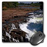Danita Delimont - Kymri Wilt - Waterfalls - Africa, Zimbabwe. Victoria Falls, The Smoke that Thunders. - MousePad (mp_188734_1)