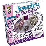 Creative Jouets Argent Twilight Bijoux Boutique Set de jeux (plus de 1700 perles