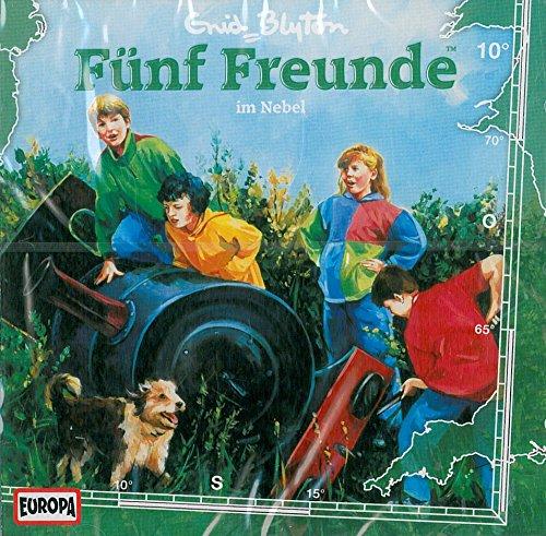 Buchseite und Rezensionen zu 'Fünf Freunde - CD/Fünf Freunde - im Nebel' von Enid Blyton