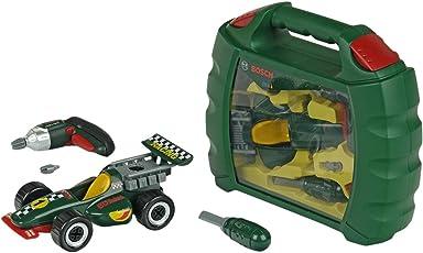 Theo Klein 8375 - BOSCH Koffer & Ixolino, Spielzeug