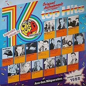 Various die internationalen top hits januar februar 1988 for 1988 club music