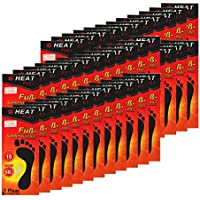 48 Paar Fußsohlenwärmer 'Heat Feet' Wärmesohlen Schuhwärmer Sohle Fußwärmer preisvergleich bei billige-tabletten.eu
