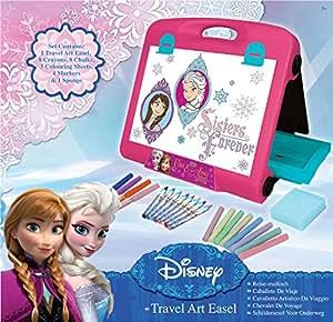 Disney – La Reine Des Neiges – Chevalet de Voyage 2 en 1