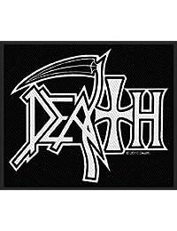 Unbekannt Death parche–Logo–Death Patch–tejida & licencia oficial.