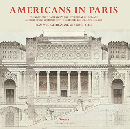 Gilded Age-sammlung (Americans in Paris: Foundations of America's Architectural Gilded Age)