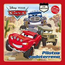 Cars. Pilotos todoterreno/Una carrera accidentada. Libro de lectura doble (Cars / Libros de lectura)