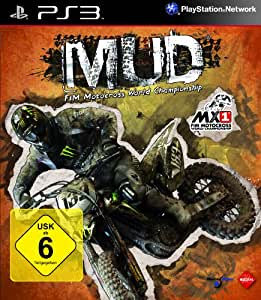 mud fim motocross world championship playstation 3. Black Bedroom Furniture Sets. Home Design Ideas