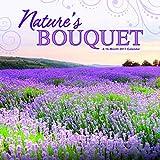 Trends International 2017Wand Kalender, September 2016–Dezember 2017, 29,2x 29,2cm Nature 's Bouquet