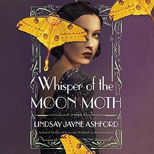 Whisper of the Moon Moth (Audio Download): Amazon co uk: Lindsay