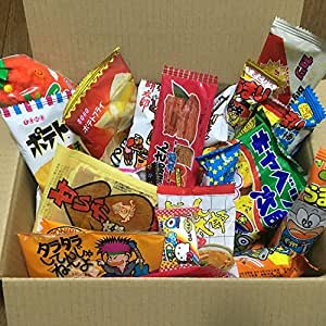 bo te de dagashi snacks japonais 35pcs umaibo candy gumi. Black Bedroom Furniture Sets. Home Design Ideas