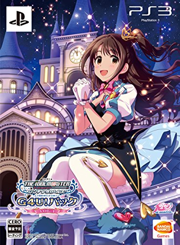 the-idolmster-cinderella-girls-g4u-pack-vol1-1st-press-limited-ps3-import-japonais