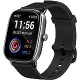 Amazfit GTS 2 Mini-smartwatch, fitnesshorloge, batterijduur: 14 dagen meer dan 70 sportmodi, meting van het SpO2-niveau, bewa