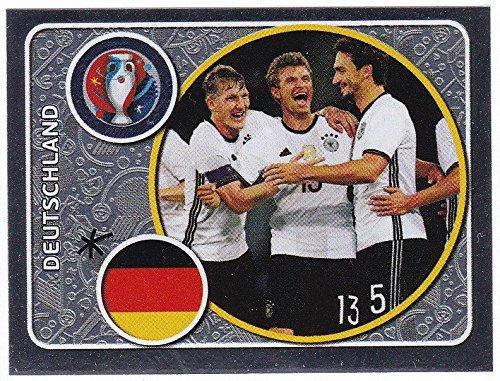Panini EURO 2016 France - Sticker #233 (Deutschland)