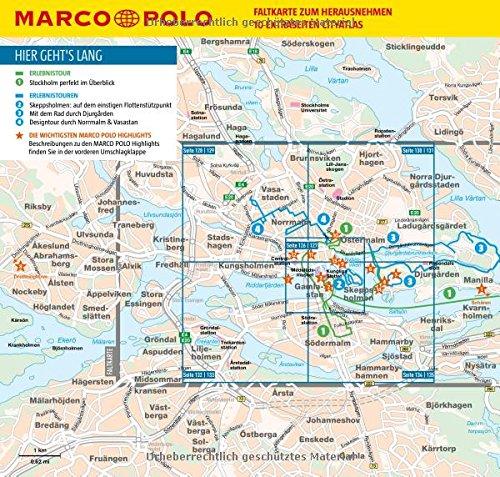MARCO POLO Reiseführer Stockholm: Reisen mit Insider-Tipps. Inkl. kostenloser Touren-App und Event&News: Alle Infos bei Amazon