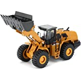 PLUSPOINT Exclusive Collection of Construction Vehicles for Kids Pretend Play Toy Trucks Play Set Building Vehicles Set for Kids 3-14 Years. (JCB)