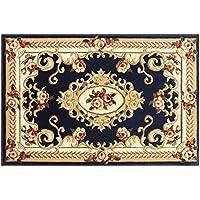 elegant qffl teppich rechteckige kche teppich lange nachttisch teppich farben erhltlich gre optional with nachttisch silber metall