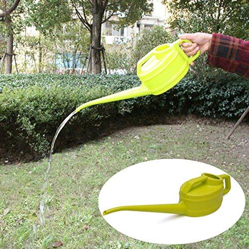 Bazaar 2L Kunststoff langer Auslauf Gießkanne Gemüse Garten Flower Plant Spayer