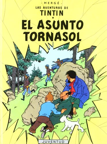 El Asunto Tornasol (LAS AVENTURAS DE TINTIN CARTONE) por HERGE-TINTIN CARTONE III