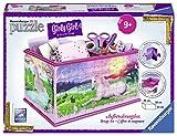 Ravensburger 12071 - 3D Puzzle Girly Girl Edition Aufbewahrungsbox Einhörner