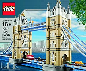 LEGO Creator 10214: Tower Bridge