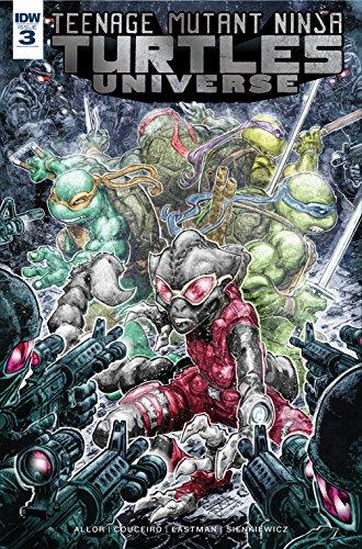 Teenage Mutant Ninja Turtles Universe #3 (English Edition ...