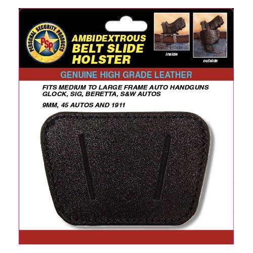 PS Produkte 036blk Belt Slide, kleine bis mittlere Rahmen Auto Handfeuerwaffe-Schwarz - Holster Gun Auto Verdeckte