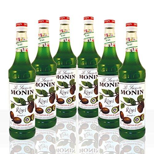Monin Sirup Kiwi 6 x 0,7 l